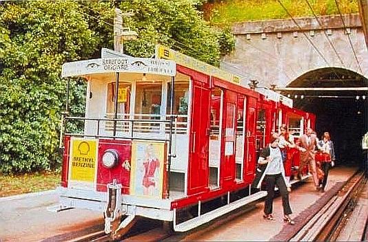 Wellington Transport Historic Photos